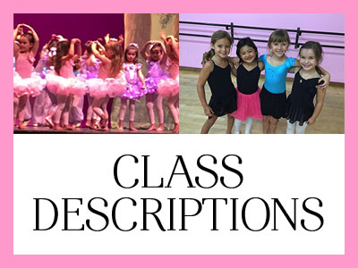 Dance Arts dance studios class descriptions