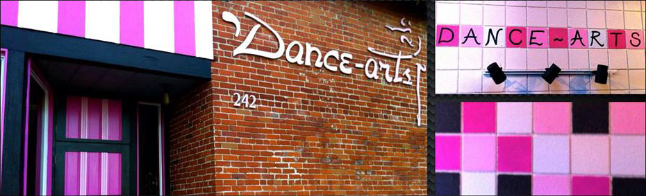 Dance Classes in Dance Arts Building